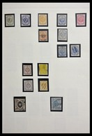 Kolumbien: 1859-1999: Fantastic, MNH, Mint Hinged And Used Collection Colombia And Departments 1859- - Kolumbien