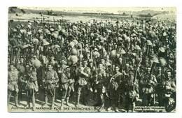 I Wojna WW I Australians 1917 R - Weltkrieg 1914-18