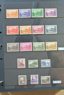 Norfolk-Insel: 1947-2007. Extensive, MNH Collection Norfolk 1947-2007 In 2 Albums, Together With 5 A - Norfolkinsel