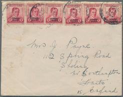 Philippinen: 1902/78 (ca.), Ca. 45 Covers/stationery/FDC. - Philippinen