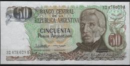 B5 - ARGENTINE 50 PESOS ARGENTINOS Pick 314 NEUF - Argentine