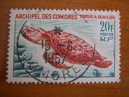 Comores  N° 37 Obl - Comores (1975-...)