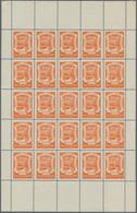 "SCADTA - Ausgaben Für Kolumbien: 1921/1923, ""SERVICIO POSTAL AERO DE COLOMBIA"", 10c., 15.c., 20c., 3 - Kolumbien"