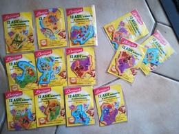 Lot Magnets Publicité Brossard Animaux - Magnets