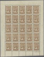 "SCADTA - Ausgaben Für Kolumbien: 1923, ""SERVICIO DE TRANSPORTES AEROS EN COLOMBIA"", 60c. Bistre, Lot - Kolumbien"