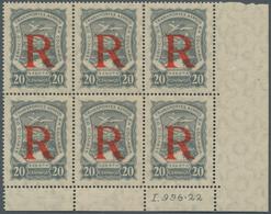 SCADTA - Ausgaben Für Kolumbien: 1928, Registration Stamp 'SERVICIO DE TRANSPORTES AEREOS EN COLOMBI - Kolumbien