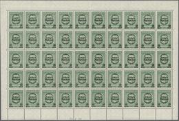 SCADTA - Ausgaben Für Kolumbien: 1930, 100th Death Anniversary Of Simon Bolivar, 10c. On 80c. Green, - Kolumbien