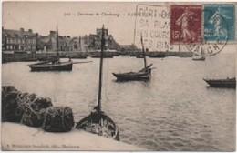 MANCHE-Environs De Cherbourg-Barfleur, Le Port -  A B R 702 - Cherbourg