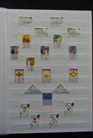 Surinam: 1988-2012: As Good As Complete, MNH Collection Republic Of Surinam 1988-2012 In Stockbook. - Surinam ... - 1975