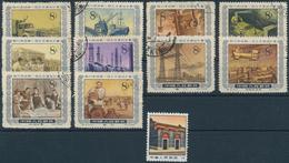 Asien: 1900/1990 (ca.), Balance On Stockcards, Comprising China, Hongkong, Japan, Taiwan, Viewing Ad - Timbres