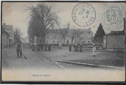 Ligueil - L'Hospice - Francia