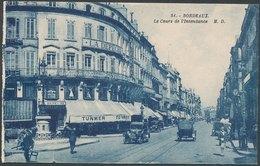 BORDEAUX - Le Cours De L'Intendance - Bordeaux