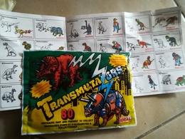 Lot 2 Transmutazors Dinosaures Jouet Idéal Figurine Animaux - Andere