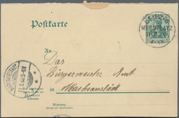 Thematik: Leipziger Messe / Leipzig Fair: 1897/2010, Umfangreicher Und Vielseitiger Sammlungsbestand - Briefmarken
