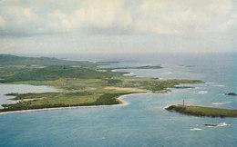 Carte Sm : Sud De L Ile : Les Salines ,la Grande Plage Des Salines ,et La Savanne Des Petrifications - Martinique