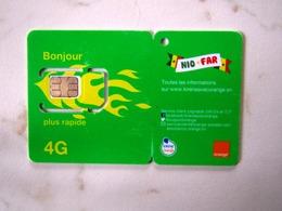 SIM   GSM   SENEGAL  TOP   MINT - Sénégal