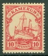 Kamerun 9 * - Kolonie: Kamerun