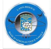 251 - AERONAUTIQUE NAVALE - BASE LANN BIHOUÉ - Stickers