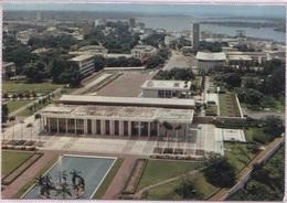 CPM - ABIDJAN - VUE AERIENNE PALAIS De La PRESIDENCE  - Photo Hoa-Qui - Côte-d'Ivoire
