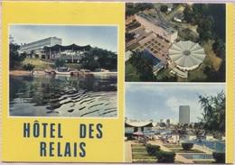 CPM - ABIDJAN - HÔTEL Des RELAIS - Edition Agence Hachette - Côte-d'Ivoire