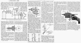 LA METALLISATION à FROID  1915 - Technical