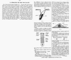 LA DEMOLITION Des OBUS NON ECLATES  1915 - 1914-18