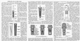 GENERALITEES SUR LES FUSEES D'OBUS   1915 - 1914-18