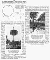 MOULIN à VENT à AXE VERTICAL  1915 - Technical