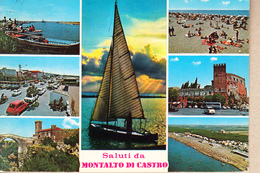 P92091 MONTALTO DI CASTRO VITERBO - Viterbo