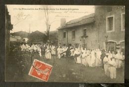 CP - LOZERE-48 - La Procession Des Pénitents Dans Les Hautes-Cévennes - France