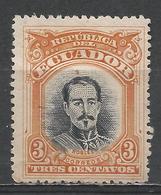 Ecuador 1907. Scott #168 (U) President, Francisco Robles * - Equateur