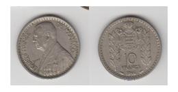 MONACO - 10 FRS 1946 - 1922-1949 Louis II