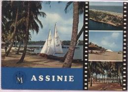 CPM - ASSINIE - CLUB MEDITERRANEE - Edition Agence Hachette - Côte-d'Ivoire