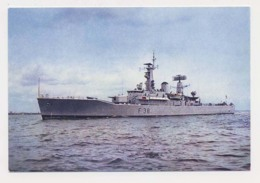 AK08  Shipping/military - HMS Arethusa - Warships