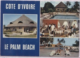 CPM - LE PALM BEACH - Edition Agence Hachette - Côte-d'Ivoire