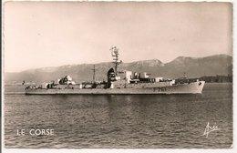 """L200A081 - Escorteur  """"Le Corse"""" - Toulon  - ARIS - Ships"""