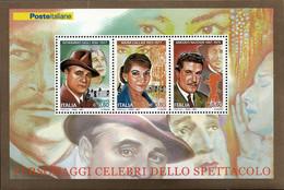 PIA- ITALIA - 2007 : Per La Morte Di Maria Callas E Di Beniamino Gigli E Per La Nascita Di Amedeo Nazzari  - (SAS Bf 61) - Muziek