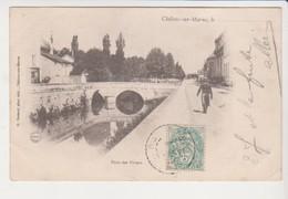 26775 Chalons Sur Marne Pont Des Viviers -ed Durand - Châlons-sur-Marne