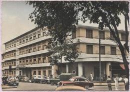 CPSM - ABIDJAN - HÔTEL Du PARC (voitures) - Edition Estel - Côte-d'Ivoire