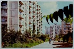 #591  New Residential Zone - Kirovgrad, UKRAINE - Postcard - Ukraine
