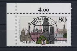 Berlin, MiNr. 776, Ecke Li. Oben, Gestempelt - [5] Berlin