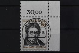 Berlin, MiNr. 654, Ecke Re. Oben, Gestempelt - [5] Berlin