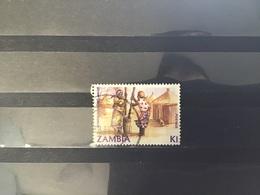 Zambia - Traditioneel Leven (1) 1983 - Zambia (1965-...)