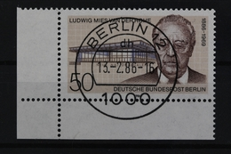 Berlin, MiNr. 753, Ecke Li. Unten, Gestempelt - [5] Berlin