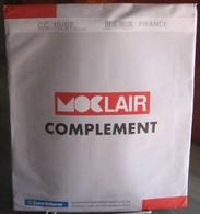 MOC - JEU FRANCE MOCLAIR 2007 (Avec Pochettes) - Pré-Imprimés