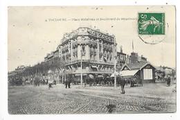 TOULOUSE  (cpa 31)   Place MATABIAU Et Boulevard De Strasbourg  -  L 1 - Toulouse