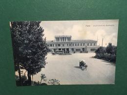 Cartolina Fano - Stabilimento Balneare - 1925ca. - Pesaro
