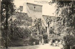 - Château De MEZOULS, Près MAUGUIO  -17583- - Mauguio