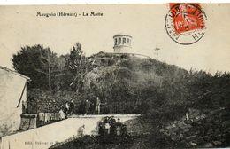 -  MAUGUIO - La Motte  (animée)  -17585- - Mauguio
