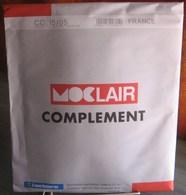 MOC - JEU FRANCE MOCLAIR 2005 (Avec Pochettes) - Pré-Imprimés